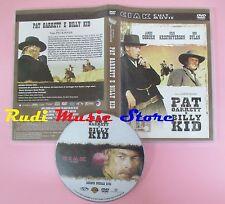 DVD film PATT GARRETT E BILLY KID 2006 coburn bob dylan CIAK CULT MOVIE no (D1)