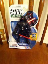 2013 Hasbro Star Wars Jedi Force Darth Vader action figure new Playskool Heroes