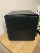 Boston Acoustics SoundWare XS 2.1 Stereo Home Theater Speaker System Subwoofer.