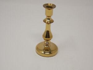 """BALDWIN 4"""" Brass Candlestick"""