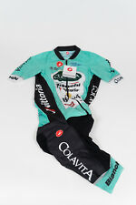 New 2017 Men's Castelli Colavita Pro Cycling San Remo 3.2 SS Speed Suit, Size XS