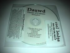 Dauwd - Theory of Colours - 7 Track