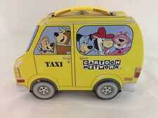 Cartoon Network Taxi Lunch Box The Tin Box Co. China