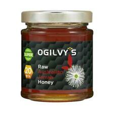 Ogilvy'S Raw Australian Jarrah Honey TA 20+ 240g