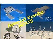 Axial SCX10 Special Combo Honcho, Dingo, Deadbolt, Rubicon, JK, G6.