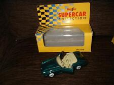 MAISTO SUPERCAR COLLECTION MGB RV8, MINT IN BOX