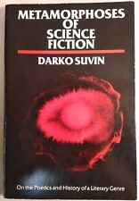 Metamorphoses Of Science Fiction - Suvin - Paperback - Second Printing