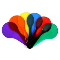 1X(6Pcs Tableros De Aprendizaje Para Colorear Para Niños Bebé Montessori Pi 9M3)