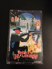 DJ Dirty Harry In The Line of Fire DHNY Classic 90s Hip Hop Mixtape Cassette NYC