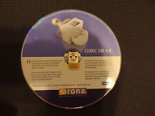 CEREC  Software v4.0  Dongle Softguard Drive 55 Paygo Units