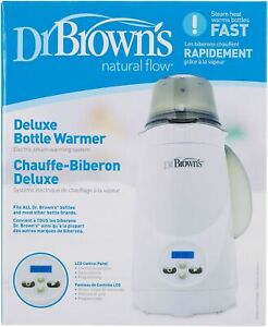 Dr. Browns Deluxe Baby Bottle Warner One Size White