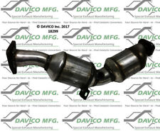 Catalytic Converter-Exact-Fit Right Davico Exc CA 18299