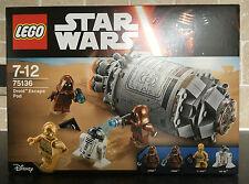 LEGO STAR WARS - 75136 Droid Escape Pod *Brand New In Sealed Box*
