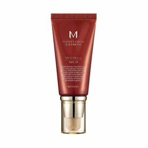 Missha M Perfect Cover SPF 42 PA+++ BB Cream No.21 Light Brown - 50ml