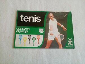 TENIS conozca el juego All about Spanish-language tennis