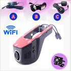 WIFI HD 1080P Dual Lens Car DVR Hidden Dash Car Camera Vehicle Video Recorder