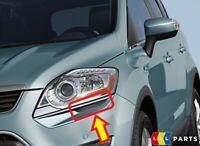 Neu Original Ford Kuga 08-12 Vorne Stoßstange Obere Einsatz Rand Links N/S