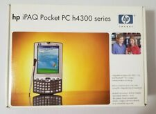 Excellent Hp iPaq H4300 Series Model H4355 Pocket Pc Tested Works No Battery