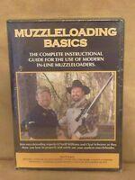 Muzzleloading Basics Instructional Guide DVD - O'Neill Williams - Black Powder