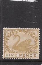 Western Australia Swan SG 99 MOG (1djj)