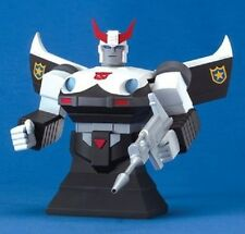 2002 HARD HERO THE TRANSFORMERS PROWL HEROIC AUTOBOT MINI BUST FIGURE STATUE