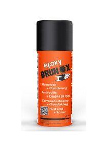 BRUNOX EPOXY ROSTUMWANDLER + GRUNDIERER 150ml Spray (€106,-/1L) BR0,15EP