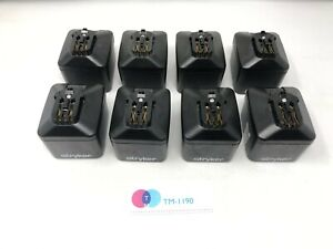 Stryker 7215 System 7 SmartLife Large Lithium Ion Battery Lot Of 8 PARTS ONLY