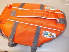 NEW Outward Hound Dog Life Jacket / Harness Orange - Extra Small