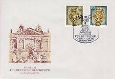Ersttagsbrief DDR MiNr. 3318-3319, Museum für deutsche Geschichte im Zeughaus Be