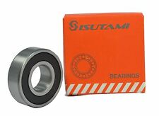 6203-2RS Sealed Radial Ball Bearing, 17x40x12mm
