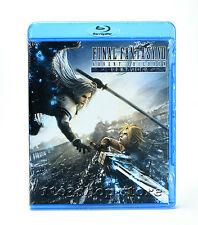 Final Fantasy VII: Advent Children (Japanese Amine Movie Blu-ray Disc 2009) NEW