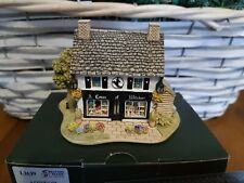 """Lilliput Lane Cottages """"a coven of witches"""" mib with deed perfect L2639 rare"""