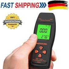 Meterk EMF Meter Elektromagnetische Strahlung Detektor Handheld Digital Q2N7