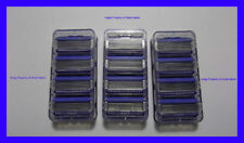 Schick Hydro 5 Razor Refill Cartridges 12 COUNT NEW US GOODS NO BOX GREAT SHAVE