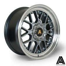 "Autostar SPRINT 17"" 4x100/4x108 et30 alloys fit Fiesta Mini cooper one GM"