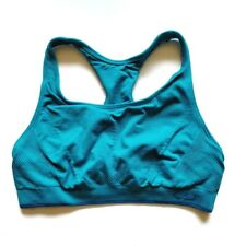C9 by Champion Turquoise Sports Bra S Small Racerback Wireless