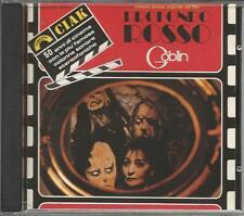 GOBLIN - PROFONDO ROSSO CD OST DARIO ARGENTO MINT CONDITION