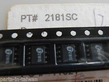 10PCS  THAT2181SC Trimmable IC Voltage Controlled Amplifiers THAT2181  SO8  THAT