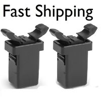 2x Replacement catch Brabantia compatible Touch Lid bin clip latch spare repair