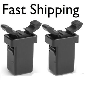 2 Brabantia replacement catch compatible Touch Lid bin clip latch spare repair