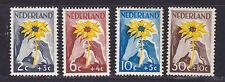 PAYS-BAS / NEDERLAND N°  509 à 512 ** MNH neufs, B/TB, cote: 19 €  (L2)