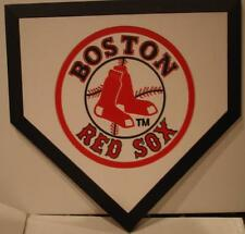 MLB Boston RED SOX Drink Coasters Homeplate Baseball NEW