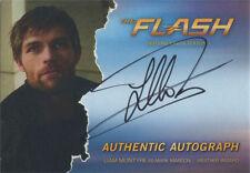 Flash Season 1 Autograph Card LM Liam McIntyre as Mark Mardon/Weather Wizard