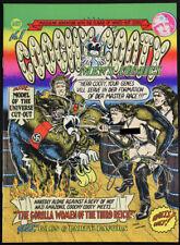 COOCHY COOTY Robert Williams Underground Comic 2nd Print Rip Off Press 1970