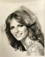 Cheryl Tiegs Signed Autograph Picture Walk Hard Just Shoot Me! Brown Bunny