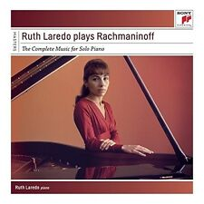 Ruth Laredo-Ruth Laredo Plays Rachmaninoff-The Complete sol 5 CD NUOVO