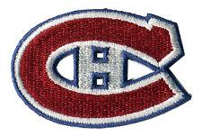 "MONTREAL CANADIENS NHL HOCKEY 2 1/4"" DIECUT TEAM PATCH"