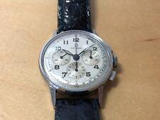 Vintage Watch Reloj OMEGA - Manual Movement - Chronograph Steel - 35 mm diameter
