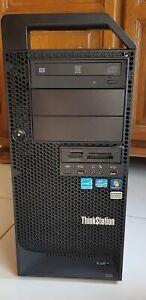 Lenovo ThinkStation D30 / Dual Xeon 2,9 Ghz/ 48 Go/ SSD / 3 To