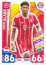 Champions League 17/18 - 58 - David Alaba - FC Bayern München
